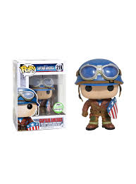 captain america spirit halloween funko marvel captain america the first avenger pop wwii captain