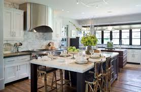 Kitchen Island Table Combination Antique Chair Kitchen Island Table Combination Greenville Home