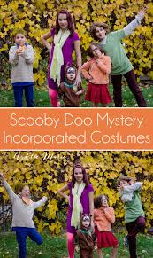 Halloween Costumes Scooby Doo Scooby Doo Family Halloween Costumes Ashlee Marie