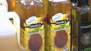 smude u0027s sunflower oil pierz minnesota healthy alternative
