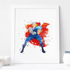 phorest shop printable wall art posters watercolor nursery add cart thor poster avengers watercolor art print nursery wall decor watercolour superhero