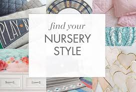 What Design Style Is Pottery Barn Nursery Style Finder Quiz Pottery Barn Kids