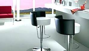 tabouret de bar de cuisine tabouret cuisine design fabulous tabouret de bar noir vanda with