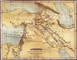 armenia on world map ancient world maps armenian history