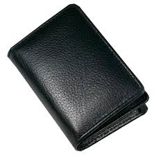 leather credit card holders leather card wallets promotional