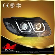 hyundai santa fe light replacement 2006 2012 hyundai santa fe led headlights u type product
