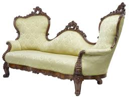 French Provincial Sofas Furniture Vintage Victorian Sofa For Charming Home Furniture