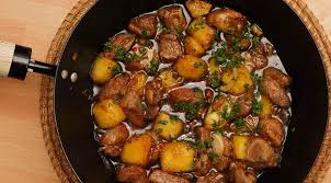 cuisine au wok recettes wok de porc à l ananas caramel au vinaigre de xérès dur à cuire