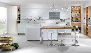 cuisine et blanc best cuisine en bois blanc contemporary design trends 2017