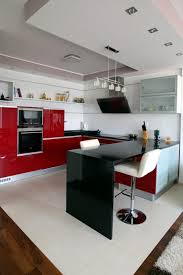 red and white kitchen designs apartment inspiring awesome apartment kitchen design with white