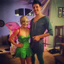 Peter Pan And Wendy Halloween Costumes by 21 Couples Costume Ideas For Tall And Short People Couple
