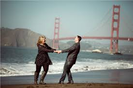 san francisco photographer another location for engagement photography baker