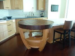 edge grain wood countertops brooks custom round walnut edge grain wood countertop