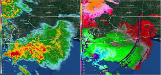 Pensacola Map February 23 2016 Tornado Event