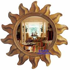 Ikea Wall Mirror by The Nordic Ikea Mirror Porch Decoration Mirror Wall Mural Sun Bar