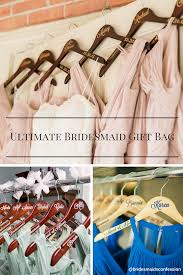 bridesmaid gift bag how to create the ultimate bridesmaid gift bag bridesmaids