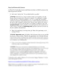 100 pdf economic answers questions free response questions