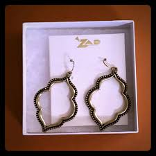 zad earrings 64 jewelry zad earrings from elizabeth s closet on poshmark