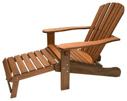 Adirondack Chaise Lounge Outdoor Lounge Furniture With Free Shipping