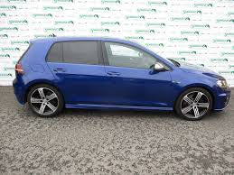 used volkswagen golf used volkswagen golf r blue 2 0 hatchback somerset somerset