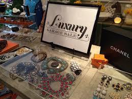 not your average garage sale luxury garage sale where wear in img 6068