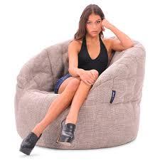 interior bean bags chair butterfly sofa eco weave bean bag