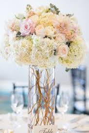 wedding centerpieces flowers curly willow and hydrangea centerpiece diy wedding centerpiece