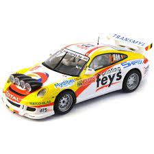 scx porsche 911 gt3 rally marc duez scx a10219