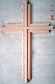 wooden crosses unique wooden cross by ejpeek lumberjocks woodworking