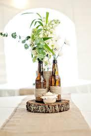 best 25 beer bottle centerpieces ideas on pinterest beer bottle