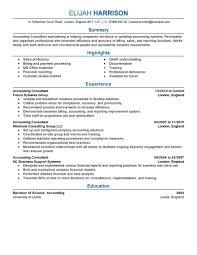 consulting resume exles best consultant resume exle livecareer