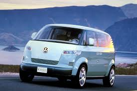 pink volkswagen van inside vw to introduce all electric long range microbus adventure journal