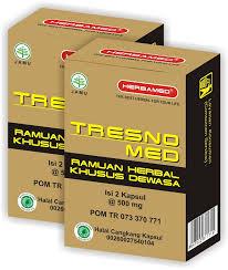 tresnomed gold herbal terbaik untuk meningkatkan libido dan