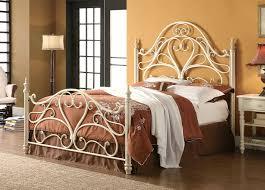 Iron Bed Frames King Iron Bed Frames King Metal Size Ebay Single Poikilothermia