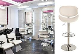Chintaly Bar Stools Modern Salon With Chrome Swivel Barstools Chintaly Imports