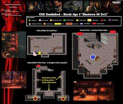 Black Ops 3 Maps Zombified Call Of Duty Zombie Map Layouts Secrets Easter Eggs