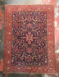 Antique Heriz Rug Antique Persian Heriz Rug 9x12 C 1920s