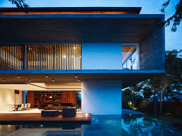 gallery of m house ong u0026ong pte ltd 21 concrete wood wood