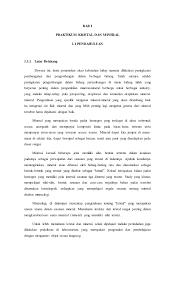 format laporan praktikum contoh laporan praktikum kristalografi dan mineralogi