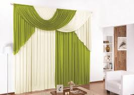 Leaf Design Curtains Curtains White And Green Curtains Designs Decoration Ideas Cool