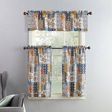 Jc Penny Kitchen Curtains by Blue Kitchen Curtains For Window Jcpenney