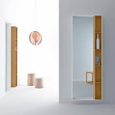 home decor slimline mirrored bathroom cabinets modern home