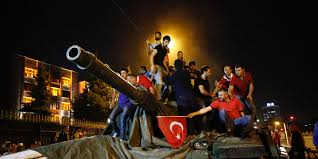 It Is Being Reported That Turkish Military Forces Have by Turkey Coup Attempt Leaves Dozens Dead Business Insider