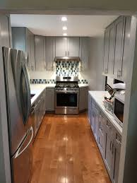 Kitchen Remodel Cabinets Kitchen Remodel With Ready To Assemble Cabinets 6 Steps With