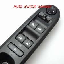 peugeot 407 sw electric window switch control panel for peugeot 407 sw 2004 2010