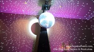 disco rental disco light show custom lighting rental vancouver
