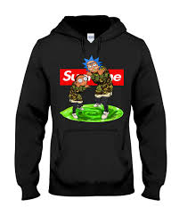 supreme shirts official rick and morty supreme hoodie sweater shirt eaglexshirt
