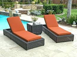 pool lounge cushions wonderful outdoor chaise lounge cushion knight
