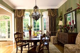 furniture cool dining room curtains curtainsinthediningroom