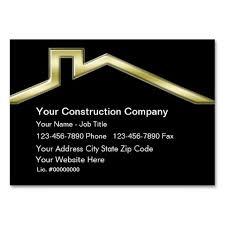 219 best construction u0026 maintenance business card images on